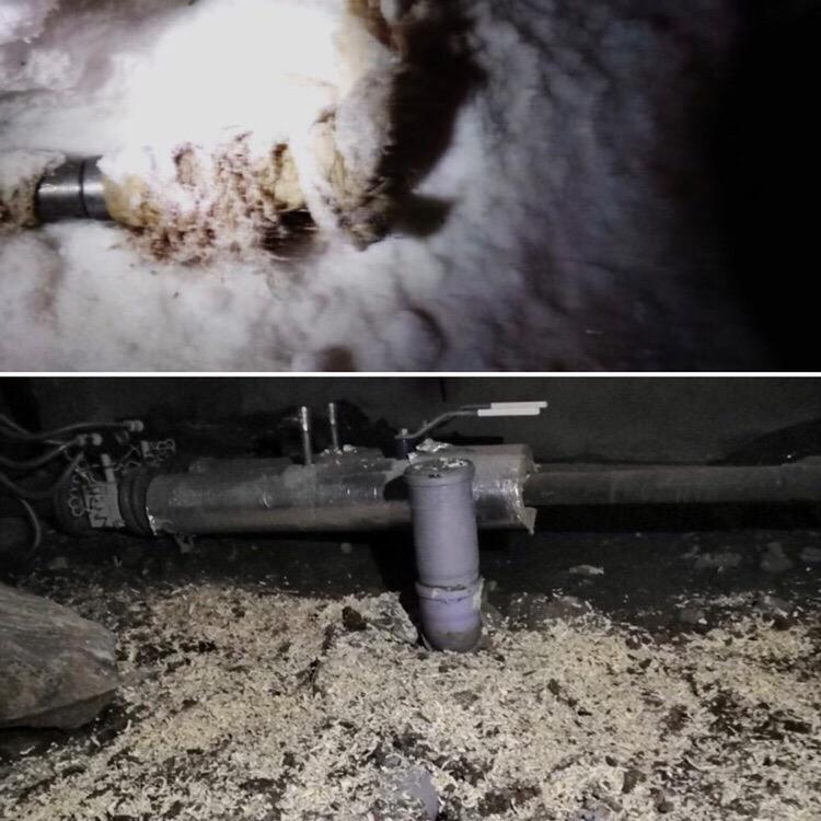Коммунальная авария на Шилейко в Кировске произошла из-за неправильной эксплуатации канализации