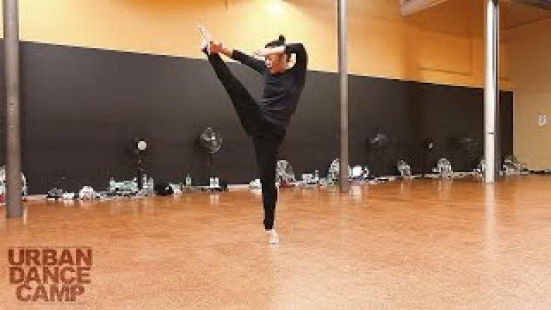I See Fire - Ed Sheeran / Marissa Osato Choreography Contemporary Modern / URBAN DANCE CAMP
