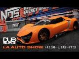 LA Auto Show Highlights!  2016 DUB Show Tour