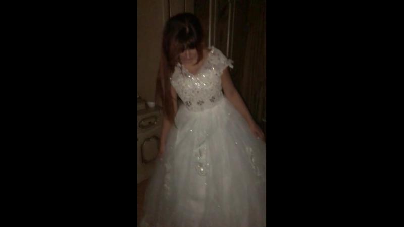 Блеск платья свадебное