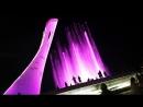 Олимпийский парк.Фонтан