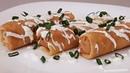 Никогда не пробовала таких НЕОБЫЧНЫХ и вкуснейших блинчиков!Unusual pancakes!