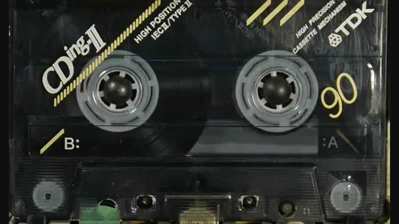 Л.Долина - Погода в доме Audio Cassette TDK СD-90