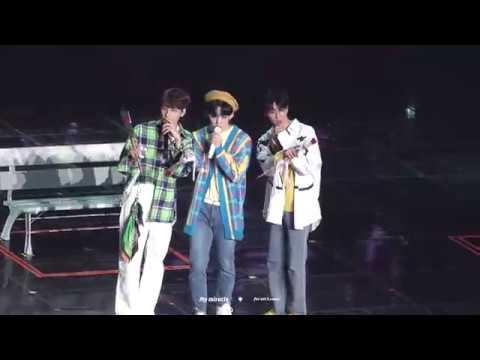 [FANCAM] [190308] SCoups, Wonwoo The8 (SEVENTEEN) - Hello (SCoups focus) @ 3rd Fanmeeting Seventeen in Carat Land