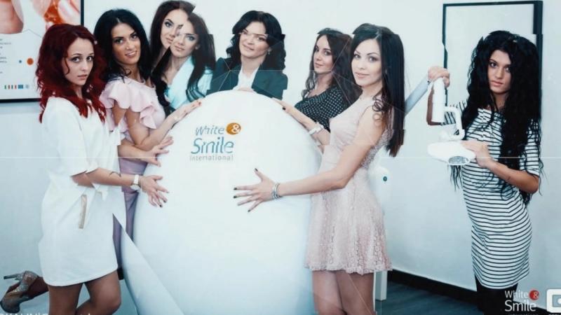 WHITE SMILE Косметическое отбеливание зубов в Чебоксарах!