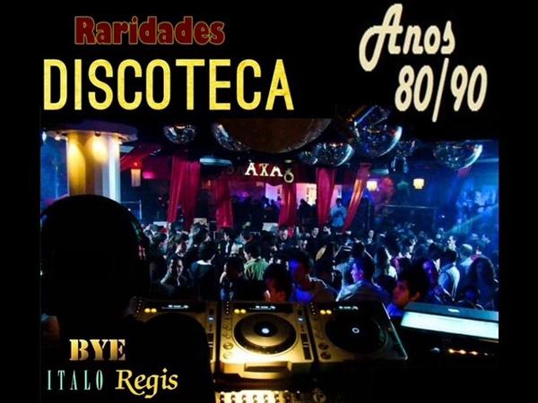 Raridades Discoteca Anos 80 90 By Ítalo Regis