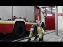 Североосетинские огнеборцы приняли участие в международном флешмобе 38burpees challenge который активно распространяется в Ins