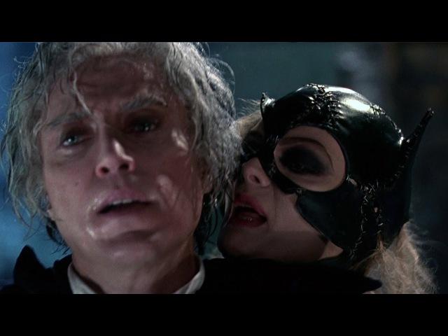 Catwoman vs Max Shreck | Batman Returns