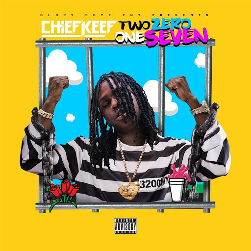Chief Keef альбом Two Zero One Seven (Deluxe Edition)