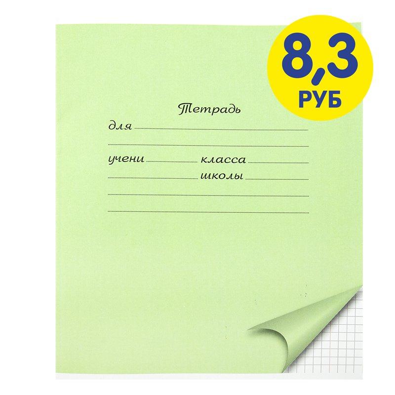 Яркие тетради объемом18 листов в Фикс Прайс