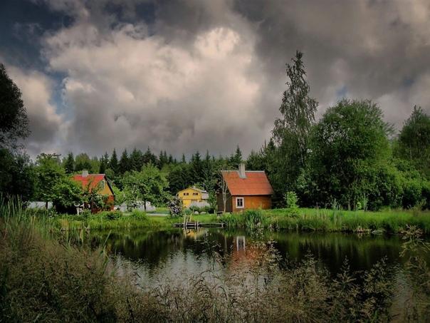 Где лучше жить в городе или в деревне