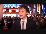 George Mackay at Boys Are Back Premiere