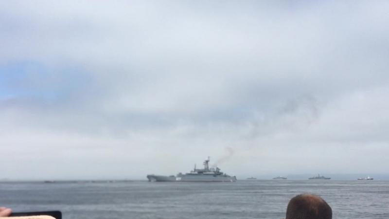 День ВМФ Владивосток 2018