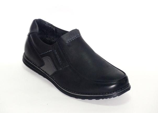Ботинки TUOLUO Артикул: X 7735-611 Мат