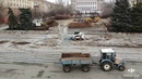 Реконструкція площі Гірницької Слави м Марганець