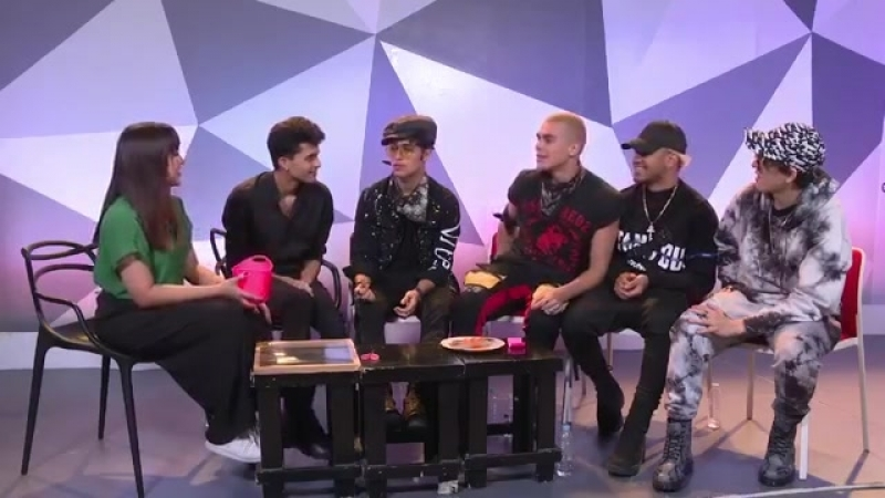 MYX_LIVE_CHAT_WITH_CNCO_PHILLIPINES 💖💖