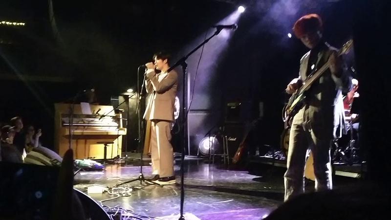 [사우스클럽]South Club - Anyone [플레이어 Player OST Part.6] @Gloria, Helsinki (FINLAND) 팬캠