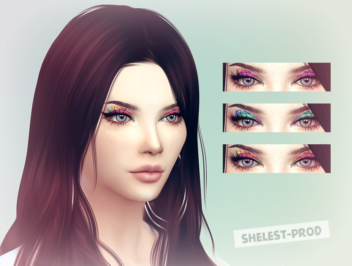 Eye shadow N2 by Shelest