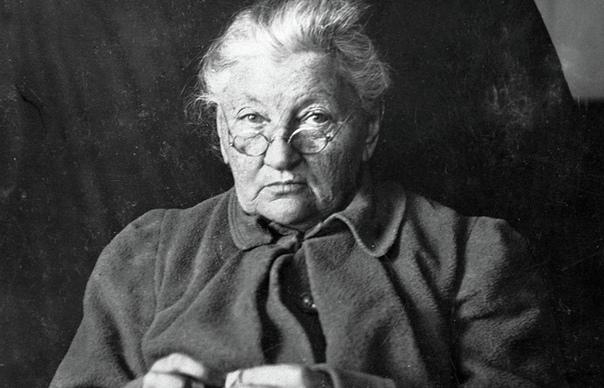 Екатерина Брешко-Брешковская  «бабушка русской революции»