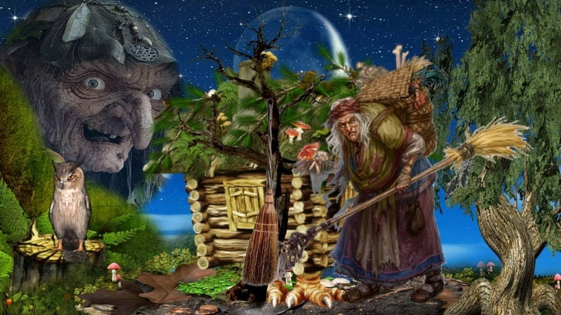 Веселая ярмарка Баба Яга, Колобок, Карлсон, Лисичка у Полины на ярмарке сладостей в детском саду