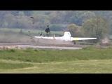 Bad runway to takeoffs Mud runways Airplanes stuck in mud