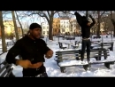 Juice Young OJ Training In The Snow BEASTMODE 2013