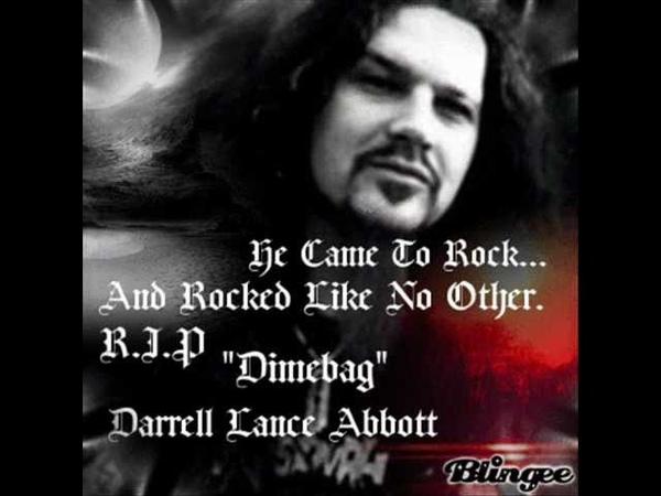 Black Label Society-Like a bird (dimebag tribute)