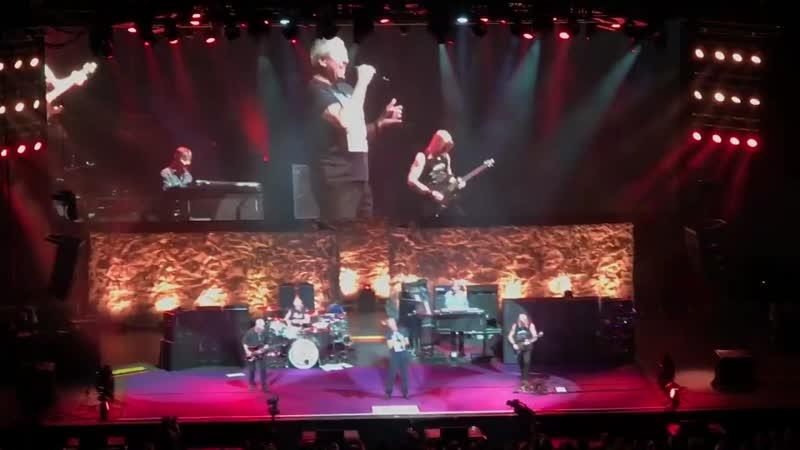 Deep Purple Arena Geneve 20 05 2017 Part 12 Extraits