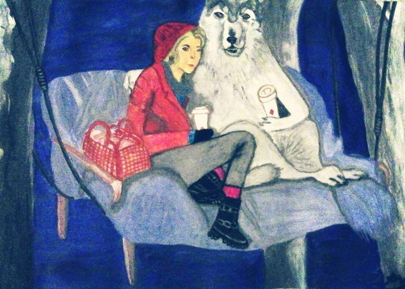 Анастасия Харламова | Кострома