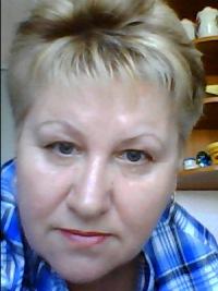 Светлана Рузанова, 24 июля 1962, Черкассы, id176229803
