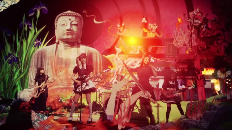 BAND-MAID - Dont Let Me Down