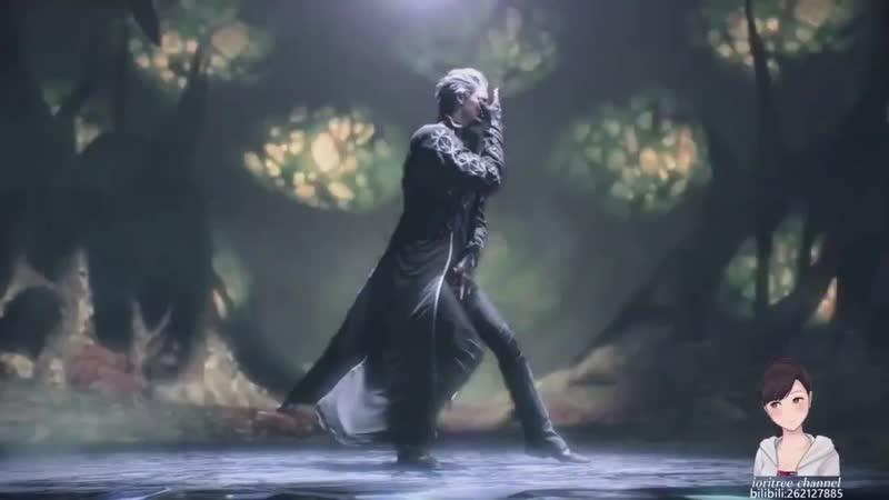 Вергилий танцует под Валеру (для Тсу)