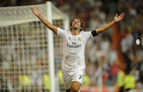 Рауль, Реал Мадрид