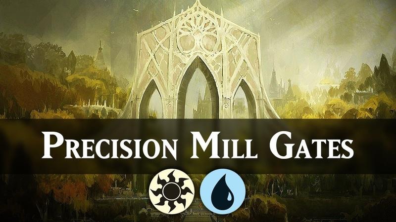 Precision Mill Gates | Guilds of Ravnica Standard Deck [MTG ARENA]