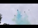 Шоу из 5 дронов COEX с дымом
