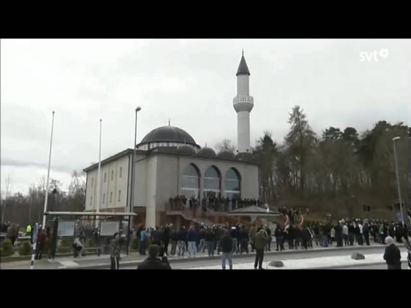 Adhan (appel public à la prière) à travers lEurope, les Etats-Unis, le Japon et lAustralie