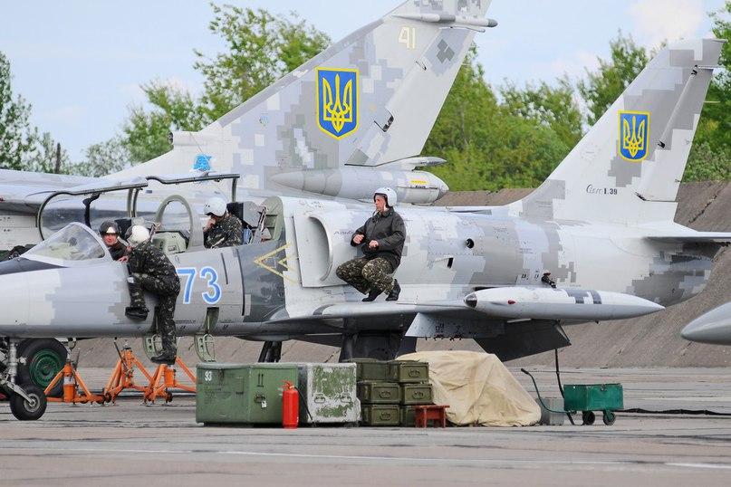 Воздушный щит Украины