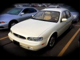 1994 Infiniti J30 Start Up, Quick Tour, &amp Rev With Exhaust View - 41K