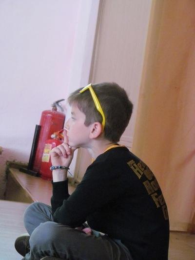 Никита Чёрный, 10 февраля 1998, Кострома, id205026859