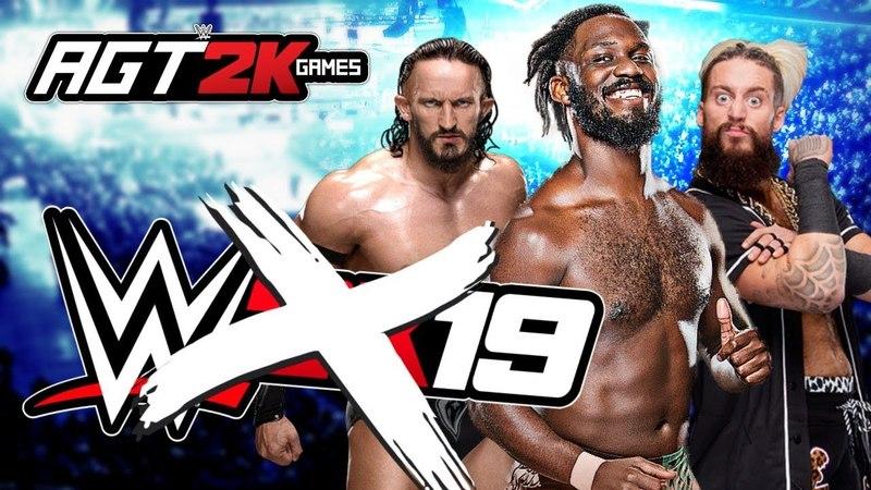 AGT - TOP 10 РЕСТЛЕРОВ, КОТОРЫХ НЕ БУДЕТ В WWE 2K19 БОНУС (догадки, мысли, пояснения, мнение)