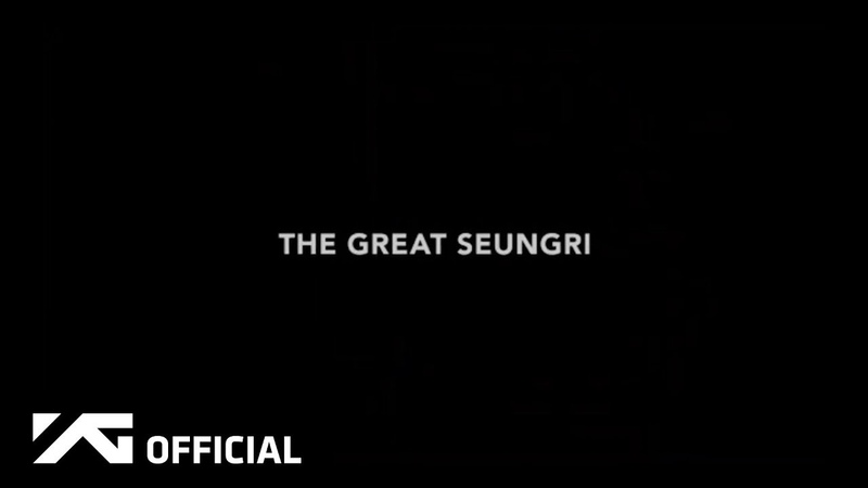 SEUNGRI - 'THE GREAT SEUNGRI' MOVING POSTER