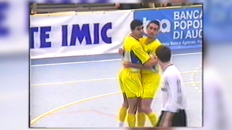 Кубок Кубков 2002 1 2 Фин Альфа Антуниш Португалия 4 3