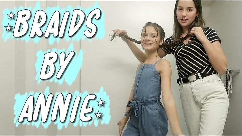 Braids by Annie (WK 410.2) | Bratayley
