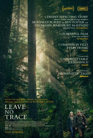 Не оставляй следов  (Leave No Trace) 2018  смотреть онлайн