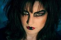 макияж на хэллоуин ведьма.