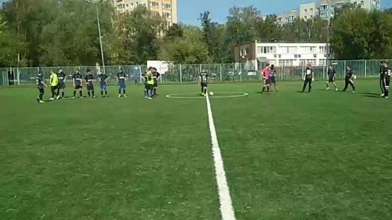 FC Inter Moscow 01 03 Азовец Д