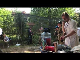Адские пляски в Лабе от der KRIEG STALKER 14
