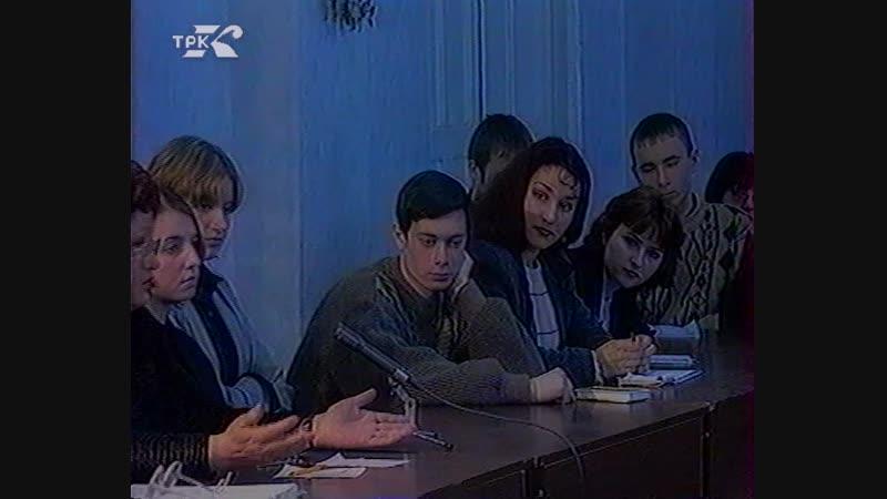 07 Созвучие (эфир 28 февраля 2001 г.)