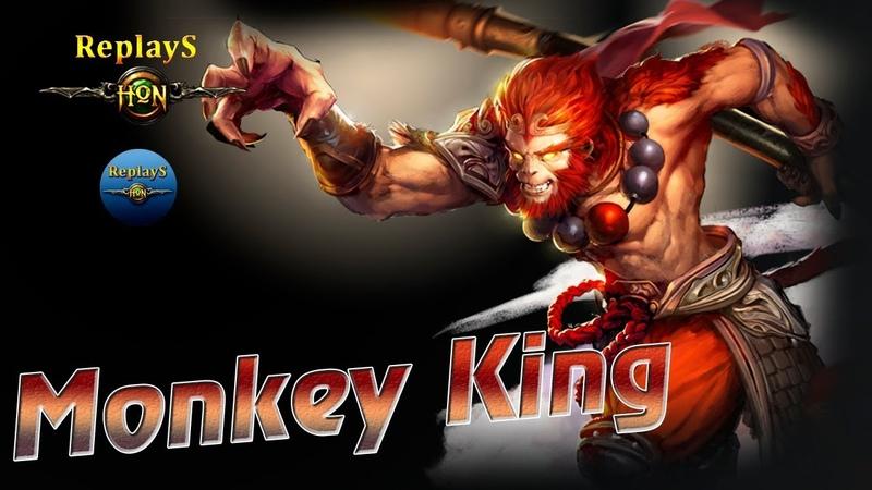 HoN - Monkey_King - 🇸🇬 Koomanp Immortal_Rank