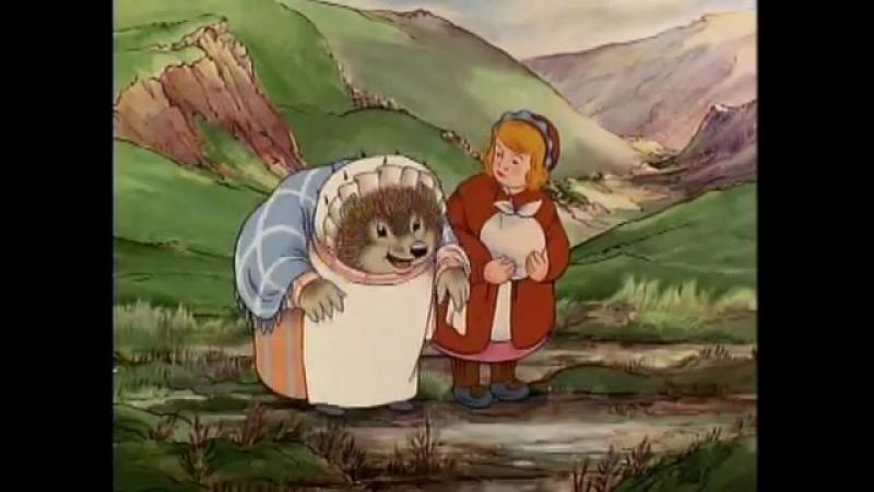 Беатрикс Поттер (Beatrix Potter) Мир Кролика Питера 6 серия Сказка о миссис Тигги-Уинкл и мистере Джереми рыбол